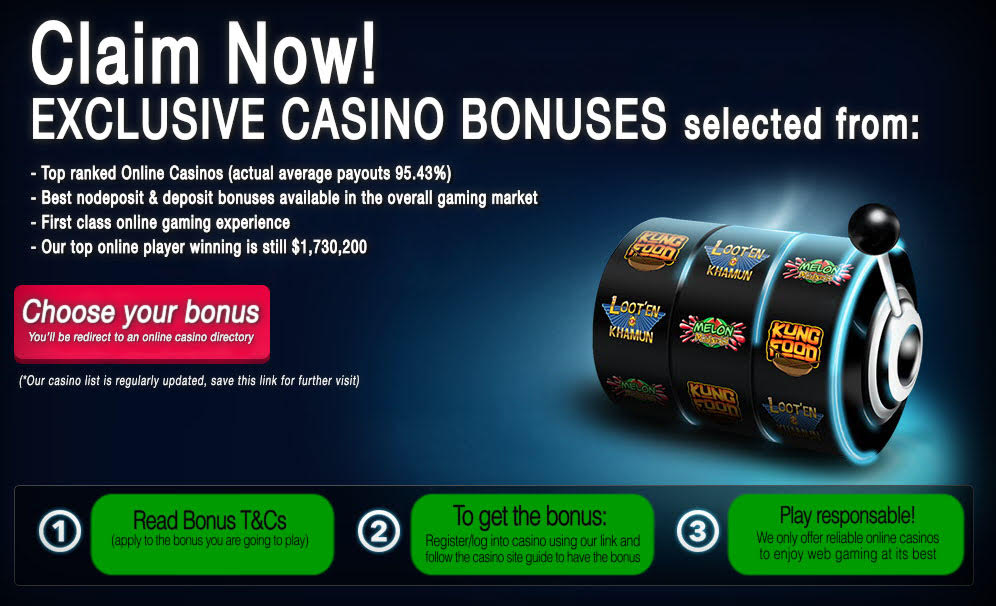 internet casinos